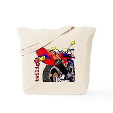 Twilight Road Bella Tote Bag