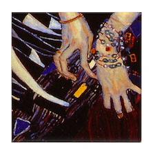 Gustav Klimt Art Tile Coaster Judith II Tile 11/18