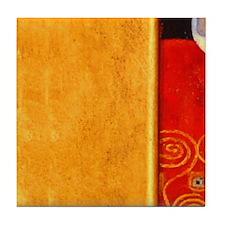 Gustav Klimt Art Tile Coaster Judith II Tile 4/18