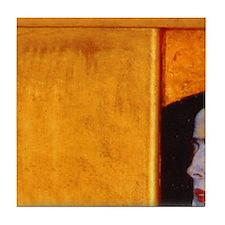 Gustav Klimt Art Tile Coaster Judith II Tile 1/18