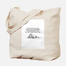 """Dreams of Lions"" Tote Bag"