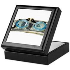 Cute Debt Keepsake Box