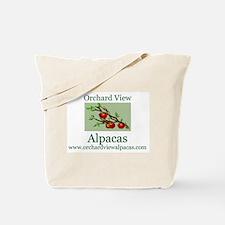 Going Green-Go Alpaca Tote Bag