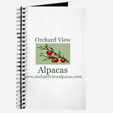 Going Green-Go Alpaca Journal
