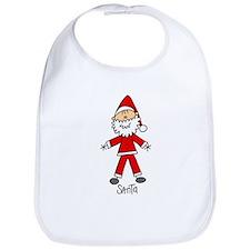 Santa Claus Bib