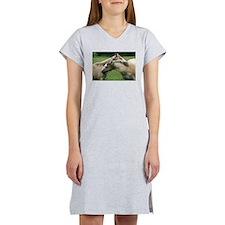 """""""Who needs pills?"""" Women's Cap Sleeve T-Shirt"""