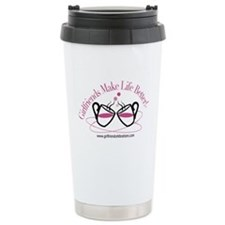 Unique Coffee girl Travel Mug