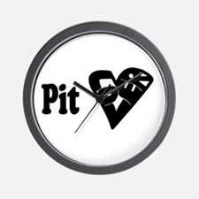 Pit Lover Wall Clock