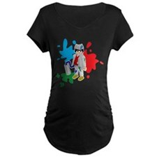 playmobil painter desing 1 T-Shirt