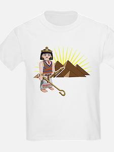 egpytian pyramids sun toy des T-Shirt