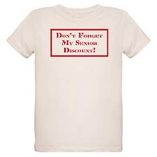 Unique Senior citizens T-Shirt