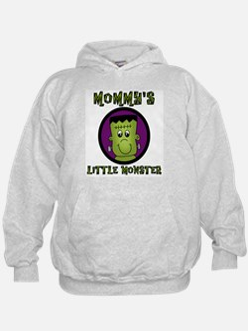 Mommy's Little Monster Hoodie