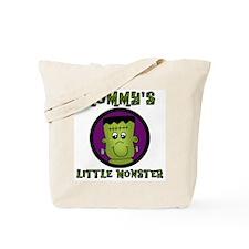 Mommy's Little Monster Tote Bag