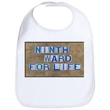 Ninth Ward for Life Bib