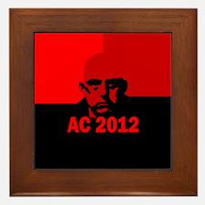 Aleister Crowley 2012 Framed Tile