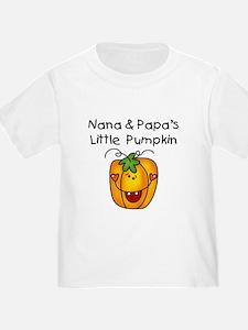 Nana and Papa's Pumpkin T