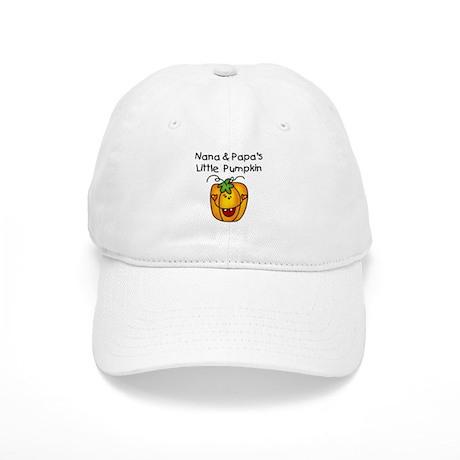 Nana and Papa's Pumpkin Cap