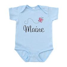 Pretty Maine Infant Bodysuit