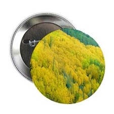 Gold Aspen Mountainside Button