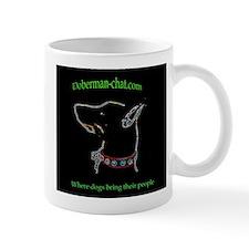 Doberman Chat Forums Mug