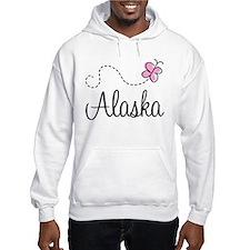 Pretty Alaska Hoodie Sweatshirt