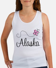 Pretty Alaska Women's Tank Top