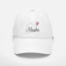 Pretty Alaska Baseball Baseball Cap