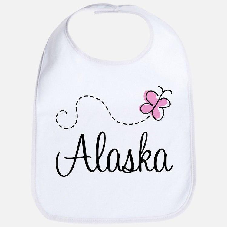 Pretty Alaska Bib