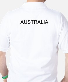 soccer playing kangaroo and australia T-Shirt