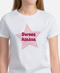 Sweet Alaina Women's T-Shirt