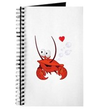 Crab Love Journal