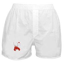 Crab Love Boxer Shorts