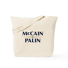 McCain-Palin Tote Bag