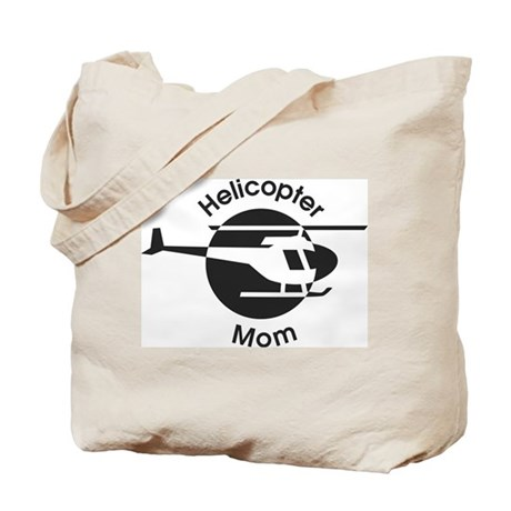 Helicopter Mom Tote Bag