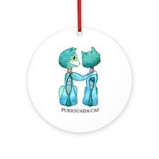 Purrsuada Cat