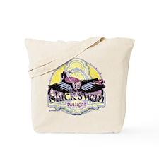 Black Swan Twilight Tote Bag