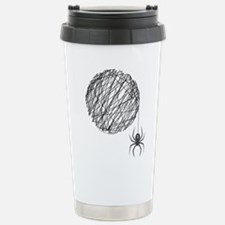 Spider's Web Stainless Steel Travel Mug
