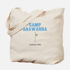 Cute Camp anawanna Tote Bag