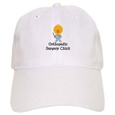 Orthopedic Surgery Chick Baseball Cap