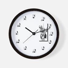 Cool Staff Wall Clock
