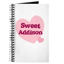 Sweet Addison Journal