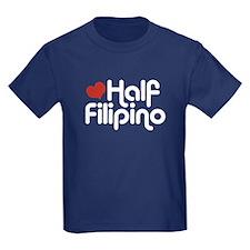 Half Filipino T