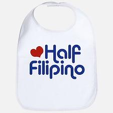 Half Filipino Bib
