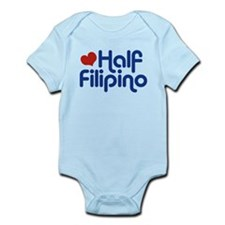 Half Filipino Infant Bodysuit