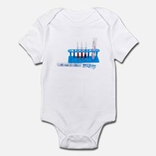 Cute Test tube baby Infant Bodysuit