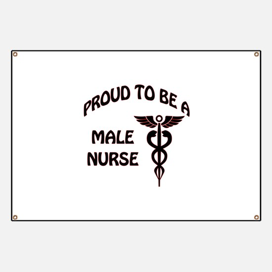 Male doctor Banner