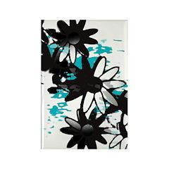Water Garden Rectangle Magnet (10 pack)