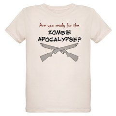 Are you ready for the zombie T-Shirt