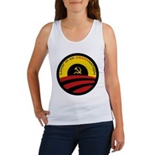 Livin' in an Obamanation Women's Tank Top