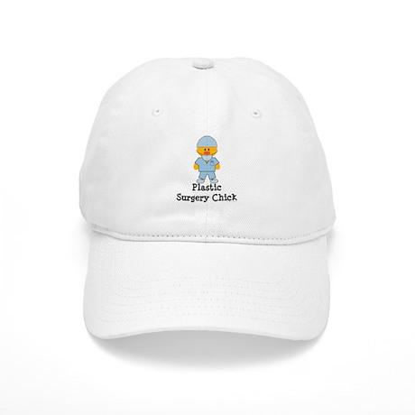 Plastic Surgery Chick Cap